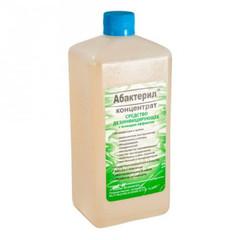 Дезинфицирующее средство Абактерил 1 л (концентрат)