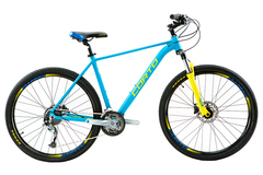 велосипед Corto SPIKE 2020 голубой