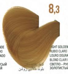 Перманентный краситель Crioxidil / ЗОЛОТИСТЫЙ РЯД