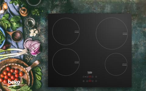 Встраиваемая индукционная панель Beko HII64400AT