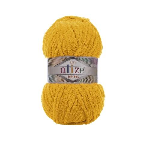 Пряжа Alize Softy Plus цвет 082