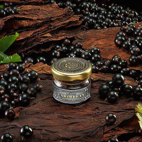 Табак для кальяна WTO 200 г Caribbean Blend CB06 Black Currant (Чёрная Смородина)