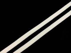 Резинка отделочная молочная 10 мм (цв. 004)