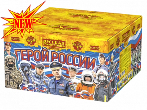 РС9535 Герой России (1,5