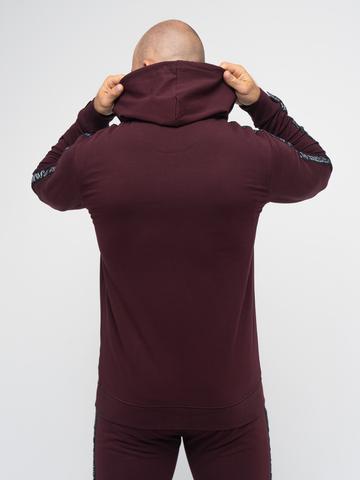 Спортивный костюм «Мастер» цвета красного вина