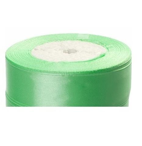 Лента атласная (размер:25мм х 25 ярдов) Цвет:светло-зеленый