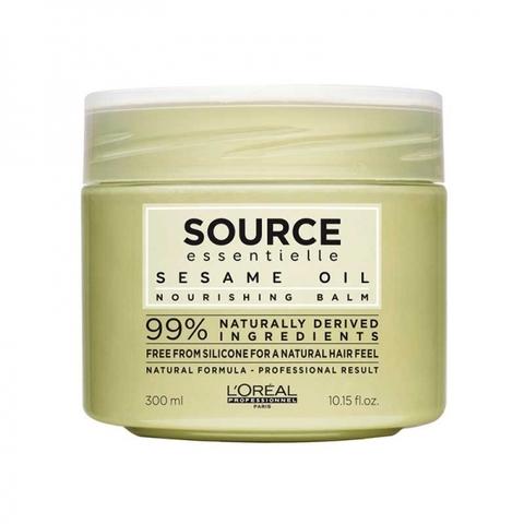 Маска питательная для сухих волос,Loreal Source Essentielle,500 мл.
