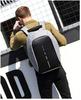 Рюкзак-антивор SWEET TOURIST Comapct USB Серый