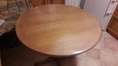 Накладка рифленая на круглый стол,диаметр 60 см.