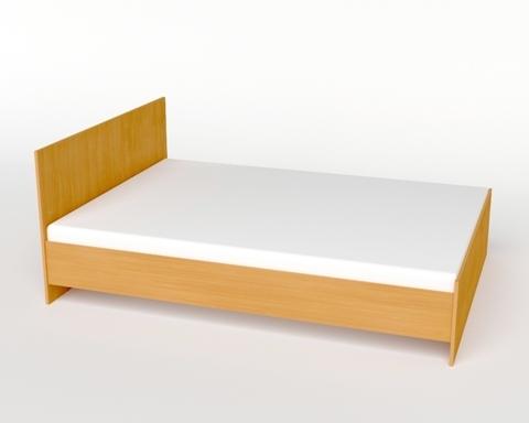 Кровать ДАНИ-3  2000-1600  /2032*800*1636/