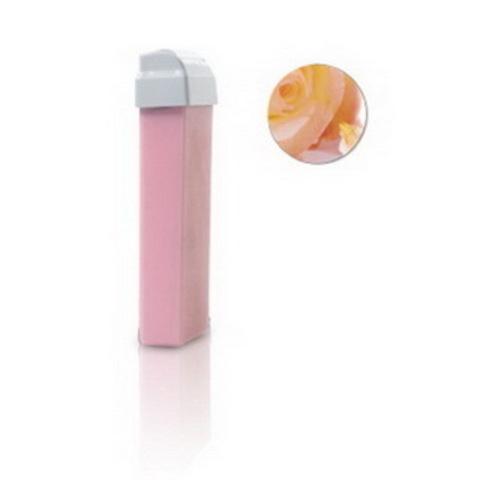 Картридж с розовым воском стандартный с роликом Depileve, 100 гр.