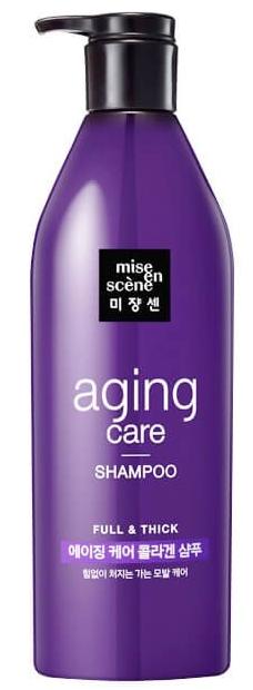 Mise En Scene Aging Care антивозрастной шампунь 680мл