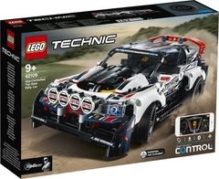 Lego konstruktor Technic App-Controlled Top Gear Rally Car