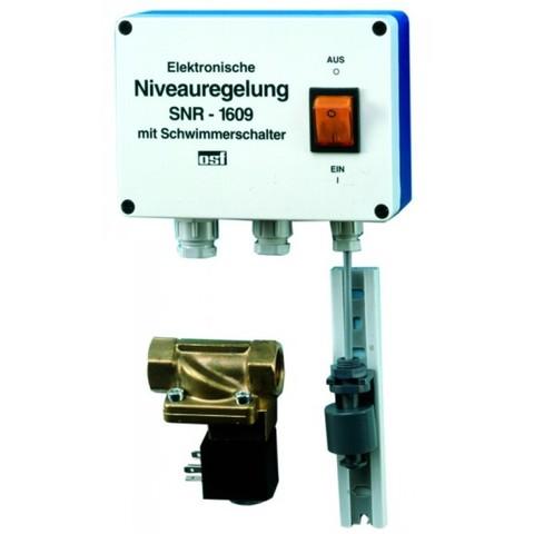 Панель управления переливом OSF SNR-1609, с магнитным клапаном 1/2