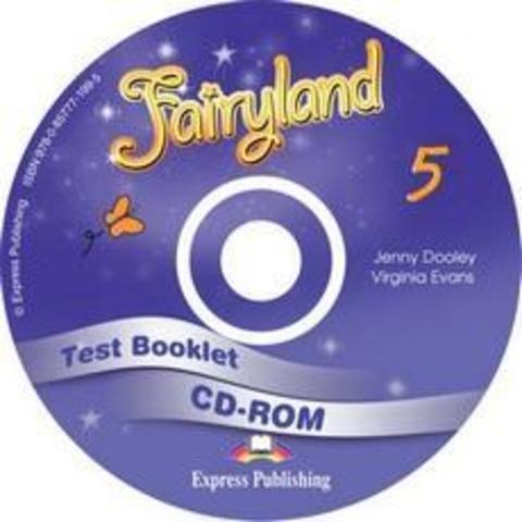 Fairyland 5 Test booklet CD-ROM