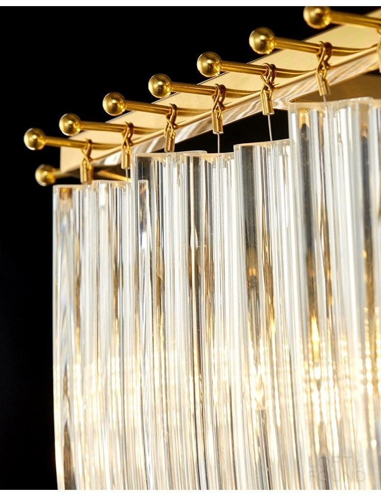 Подвесной светильник Behavior 64006/S cognac