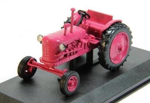 Модель Трактор №31ДТ-24-2 история, люди, машины