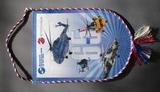 K10227 Вымпел Московский вертолетный завод М.Л.Миля Вертолеты России 65 лет 1947-2012