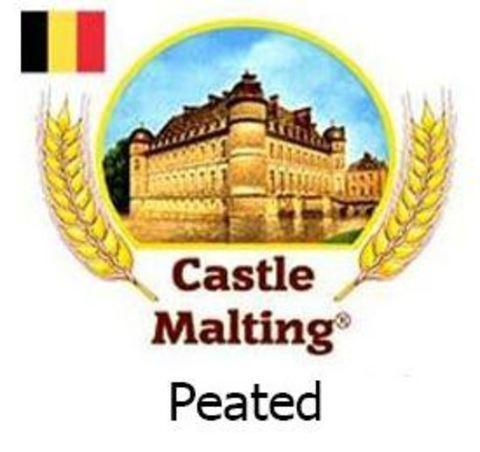 Солод пивоваренный Castle Malting Шато Питед (Peated)
