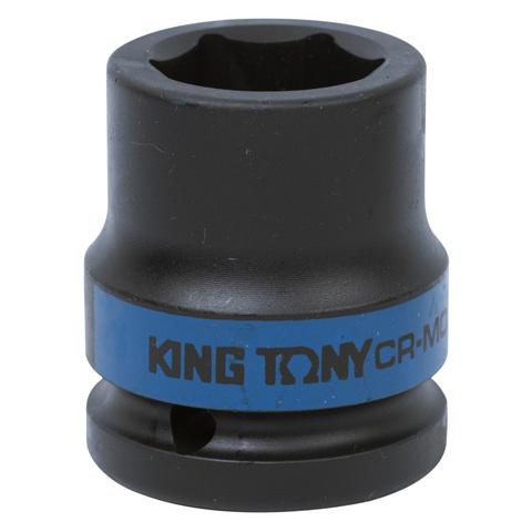 KING TONY (653527M) Головка торцевая ударная шестигранная 3/4