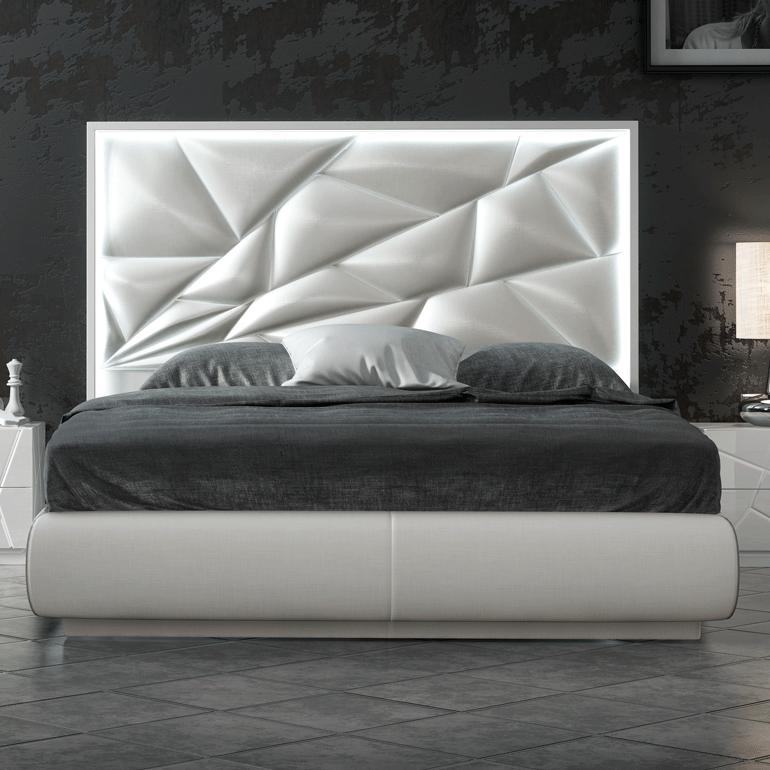 Кровать FRANCO KIU белая