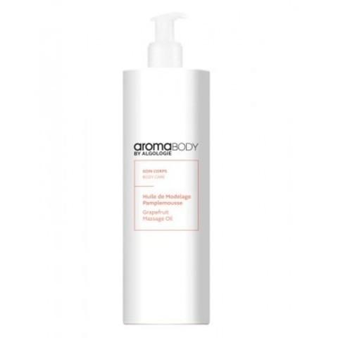 Algologie Препараты для коррекции фигуры: Массажное масло для коррекции фигуры Грейпфрут (Grapefruit Massage Oil), 400мл