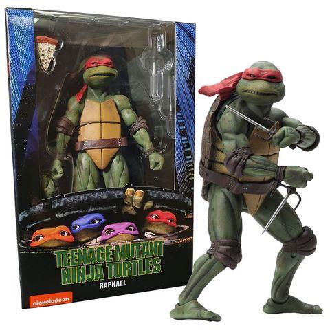 Фигурка NECA Teenage Mutant Ninja Turtles - Raphael (1990 Movie)