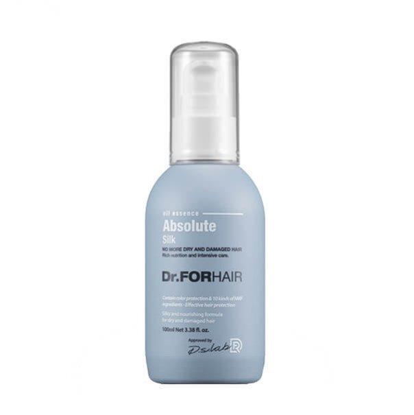 Масло-эссенция для гладкости волос Dr.FOR HAIR Absolute Silk Oil Essence 100 мл
