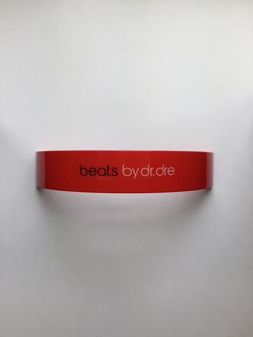 Дуга к наушникам Beats Wireless (Красный)