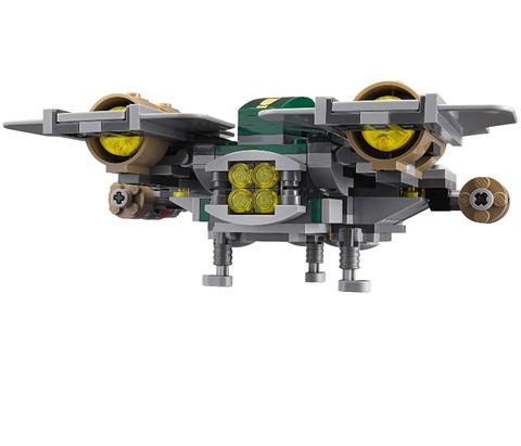 LEGO Star Wars: Усовершенствованный истребитель TIE Дарта Вейдера против Звёздного истребителя A-Wing 75150 — Vader's TIE Advanced vs. A-wing Starfighter — Лего Звездные войны Стар Ворз