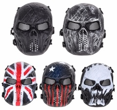 Маска Пейнтбол Череп — Paintball Skull Mask