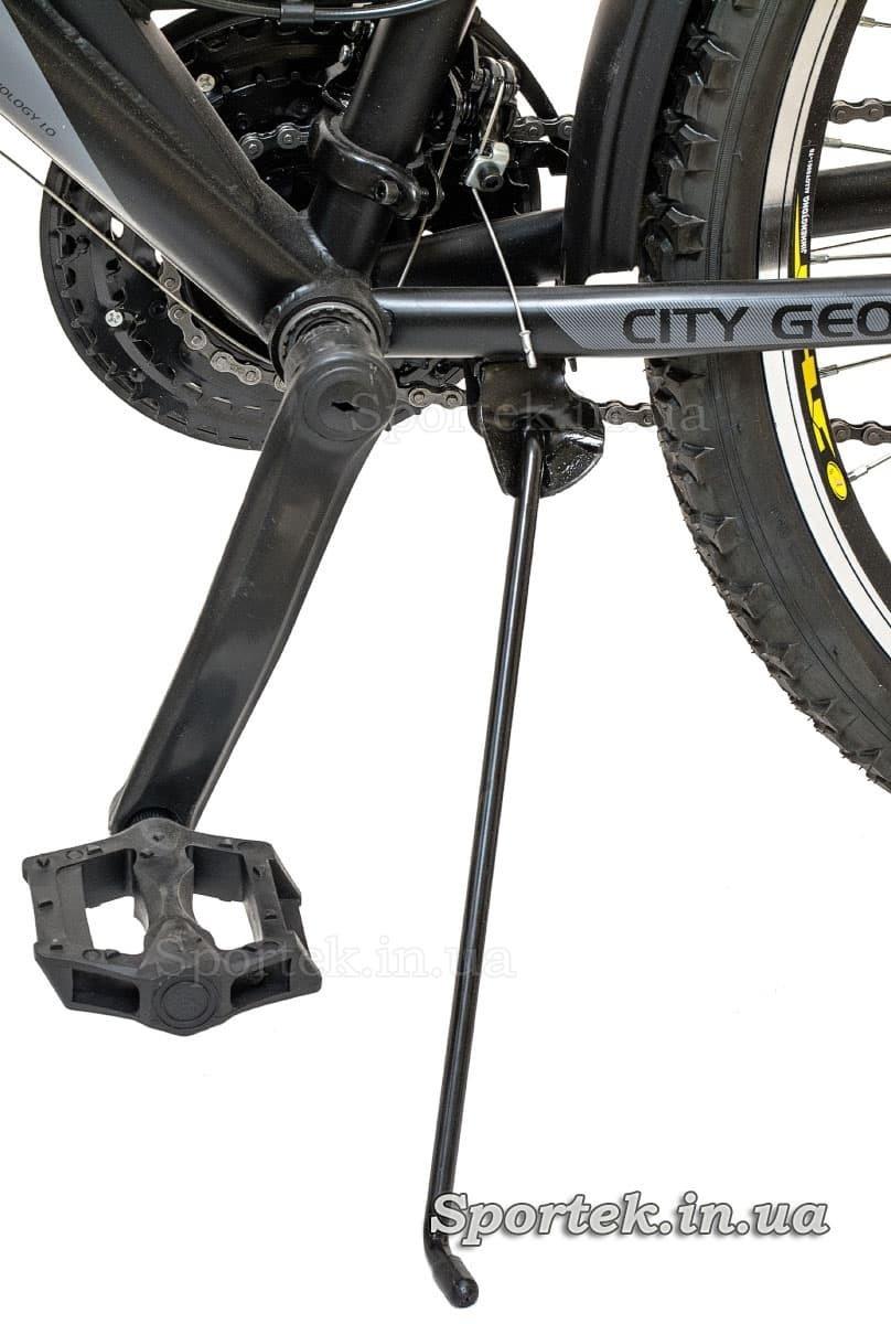 Подножка и педаль на Formula Electra 2016