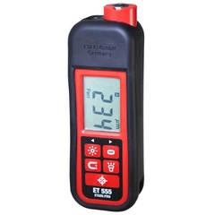 Толщиномер для лакокрасочного покрытия Etari ET-555 в силиконовом чехле