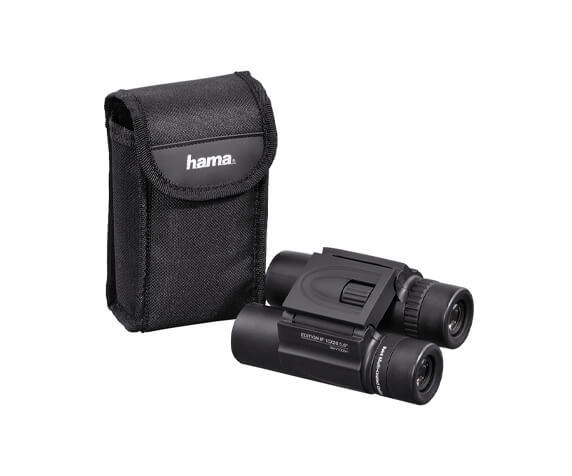 Бинокль Hama 10x26 Premium Edition, черный - фото 2