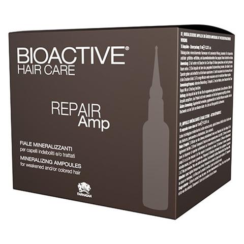 Farmagan Bioactive Repair: Восстанавливающий лосьон для волос с минералами в ампулах (Repair Ampoules), 10*10мл