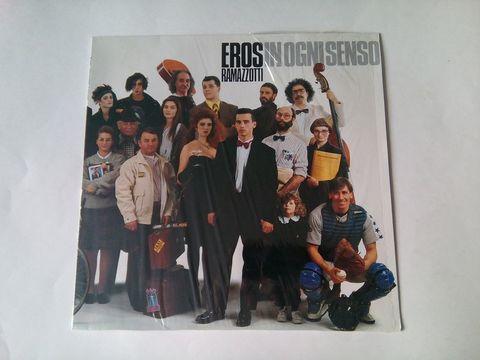 Eros Ramazzotti / In Ogni Senso (LP)