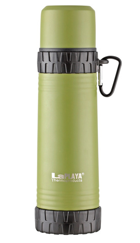 Термос LaPlaya Mountain (0,5 литра), зеленый