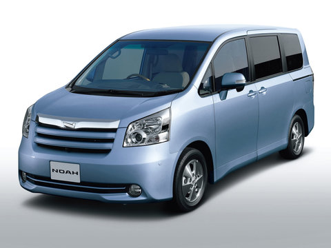 Задняя Пневмоподвеска Toyota Noah