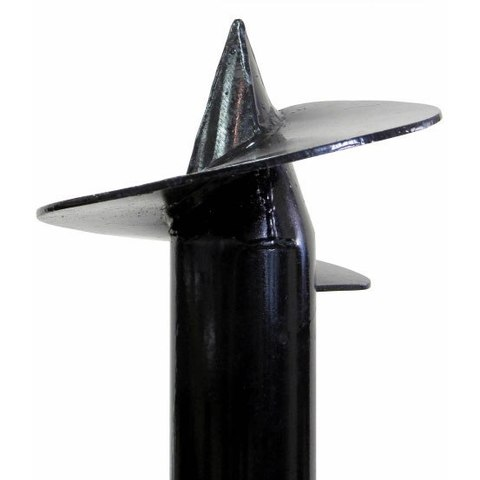 Свая винтовая 57 длина 1,5 метра нагрузка до 800 кг