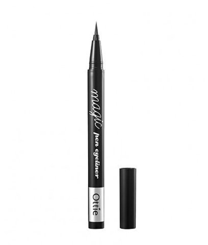 Карандаш-подводка для глаз Ottie Magic Pen Eyeliner [Black]