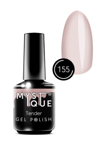 Mystique Гель-лак #155 «Tender» 15 мл
