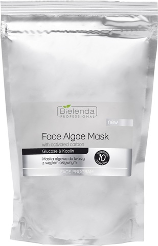 BIELENDA PROFESSIONAL Альгинатная маска для лица с активированным углем 260г