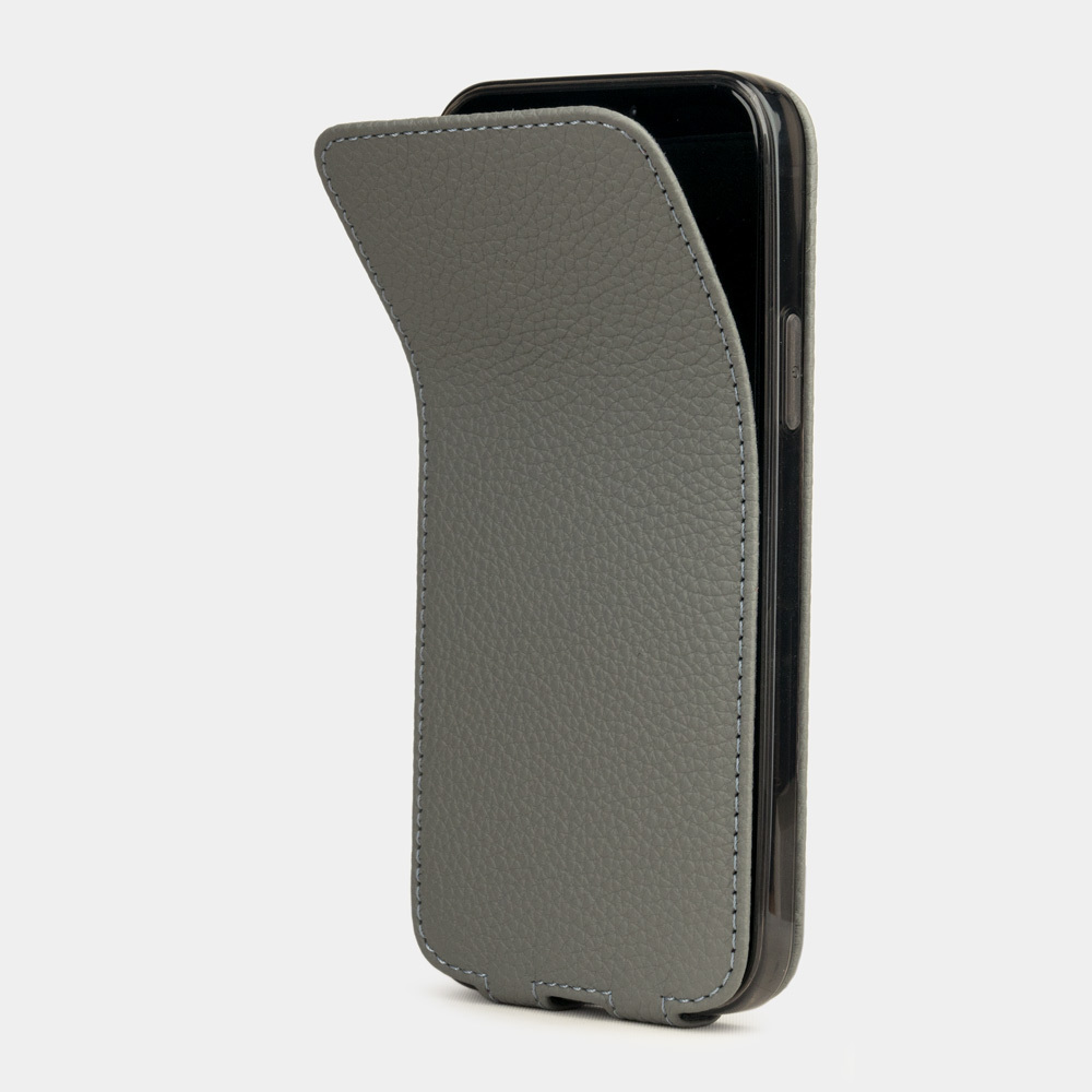Case for iPhone 12 & 12 Pro - steel grey