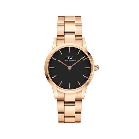 Купить Женские часы Daniel Wellington Iconic Link 28 мм DW00100214 по доступной цене
