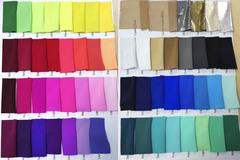Получить палитру цветов ткани Бифлекс Color Map