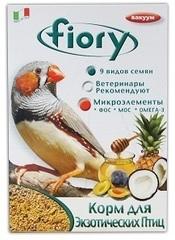 Корм для экзотических птиц FIORY Esotici