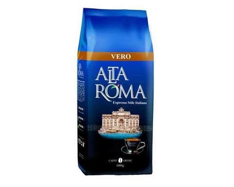 Кофе в зернах Alta Roma Vero, 1 кг