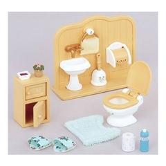 Sylvanian Families Набор «Туалетная комната» (3563)