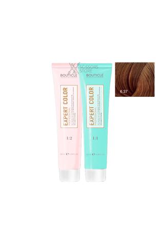 Expert Color Hair Color Cream 6/37 темно-русый золотисто-коричневый 100 мл