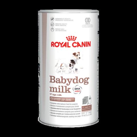 Royal Canin Babydog Milk Молочная смесь для щенков до отъема от 0 до 2 месяцев